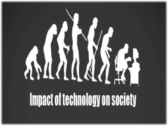 Impact of Technology On Society