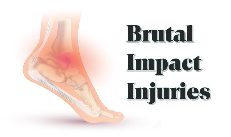 brutal injuries