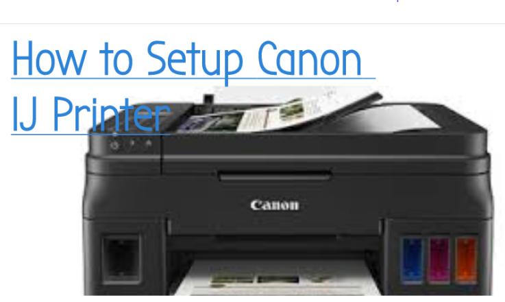 Www.Canon.Com/Ijsetup