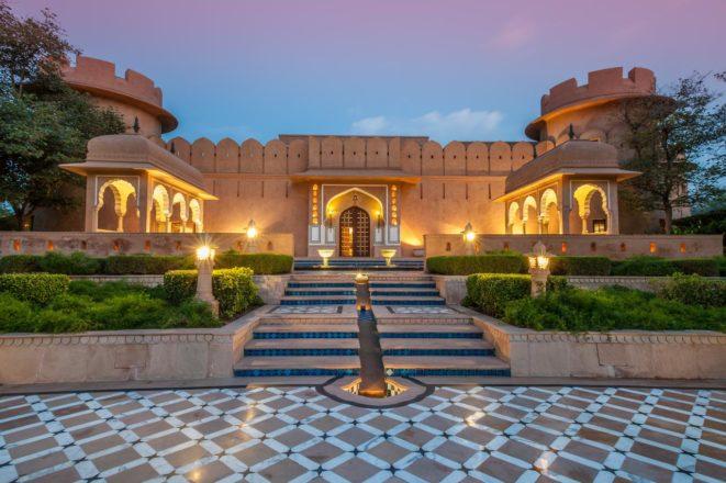 Oberoi Rajvilas Hotel, Jaipur