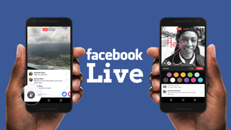 facebook online streaming