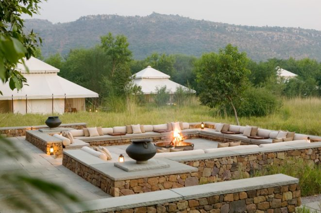 Aman-I-Khas, Rajasthan ( Best Tiger Safari Resort in India)