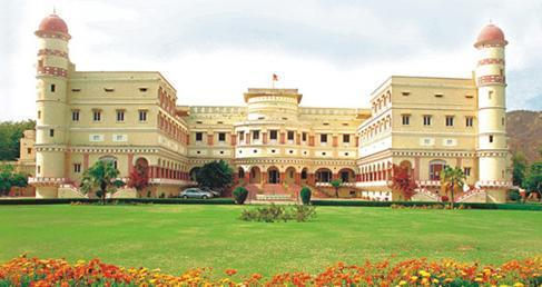 The Sariska Palace, Rajasthan ( Best Tiger Safari Resort in India)