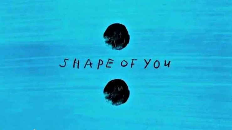 shape of you mp3