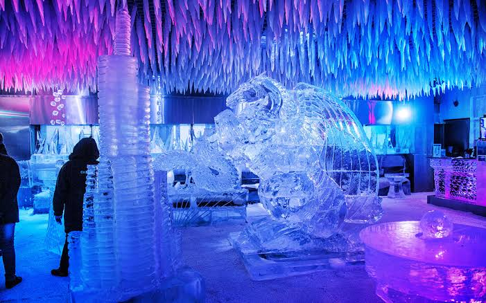 Ice Restaurant United Arab Emirates